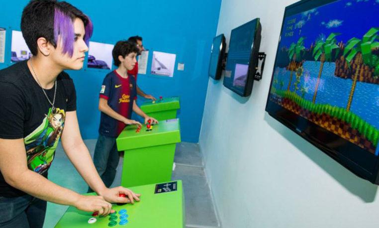 Play the Game: 40 años de videojuegos