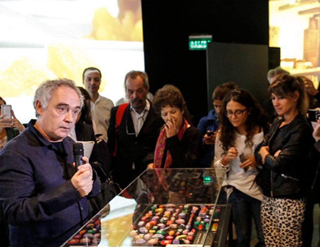 "Ferran Adrià. ""Auditando el Proceso Creativo"""