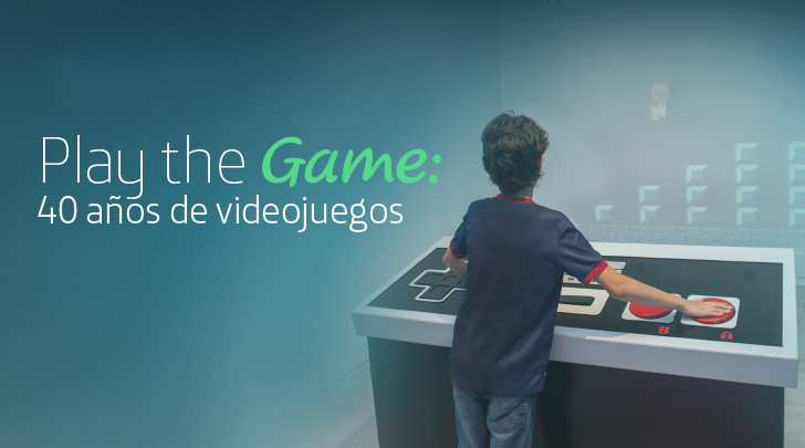Play The Game 40 Años De Videojuegos Llega A San Luis