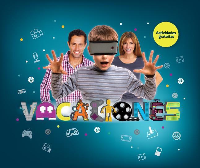 Resultado de imagen para Vacaciones de invierno en Fundación Telefónica Movistar