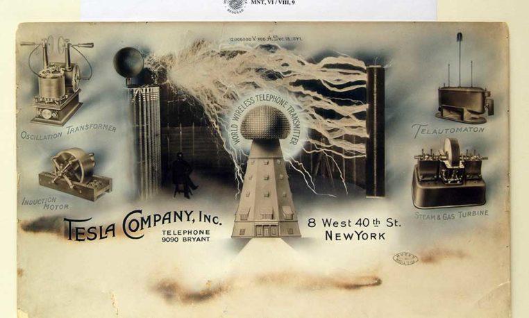 «Nikola Tesla y el problema de la energía humana»