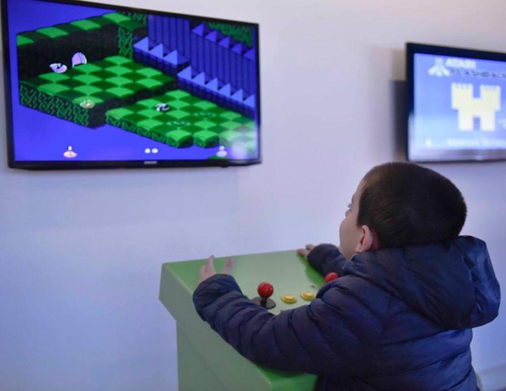 «Play the Game: 40 años de videojuegos»