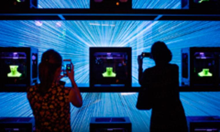 3D Imprimir el mundo: Making-of de la exposición