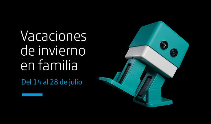 Vacaciones de invierno 2018 | Fundación Telefónica | Argentina