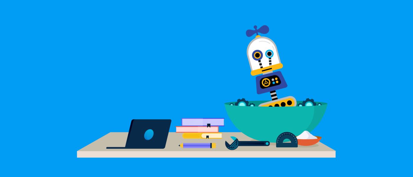 Recetas de robots