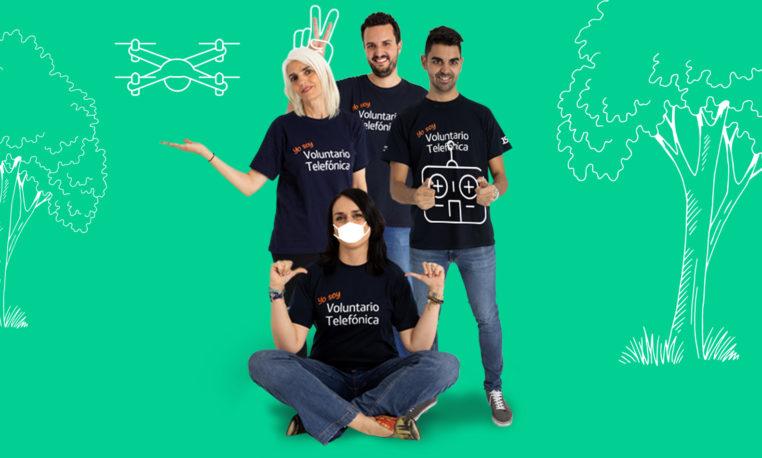 Día Internacional del Voluntario Telefónica