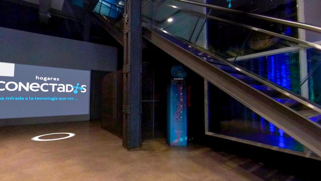 Ingresá a la sala inmersiva 'Conectados 360'