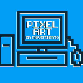 Pixel Art en movimiento