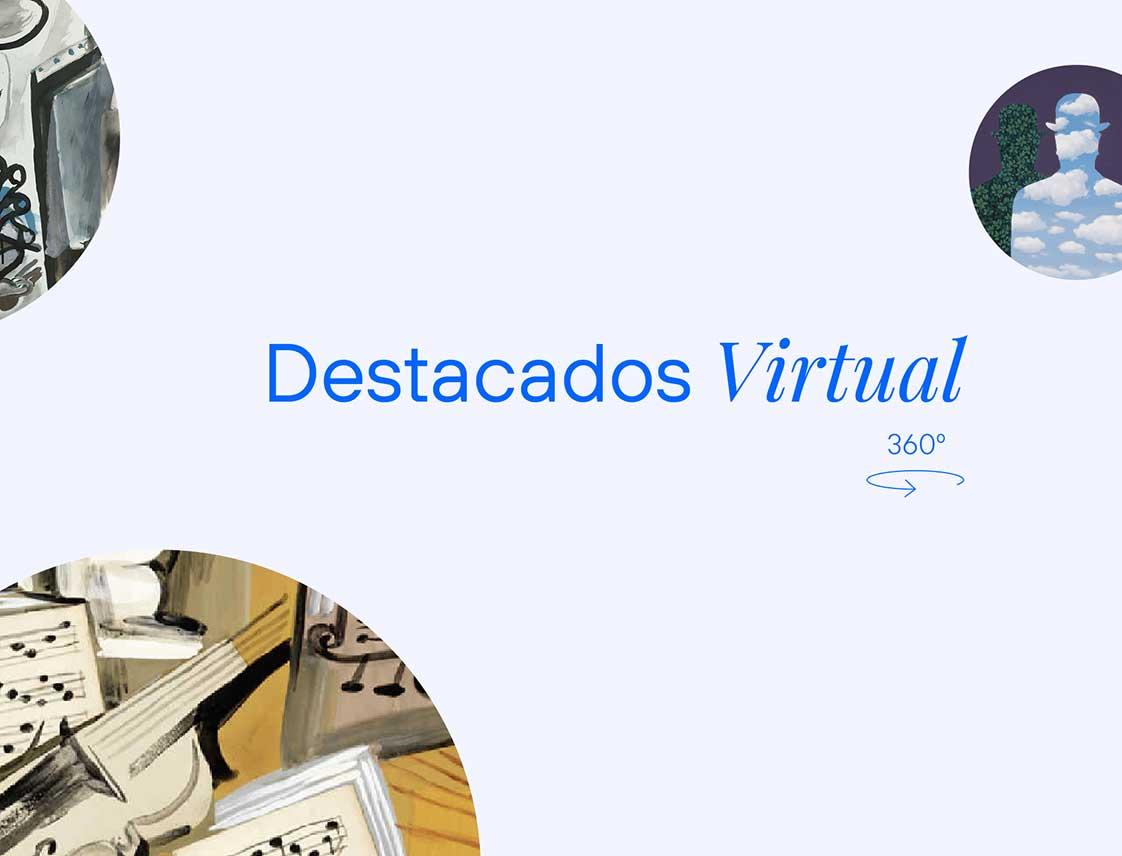Destacados Virtual, una experiencia interactiva de la Colección Telefónica