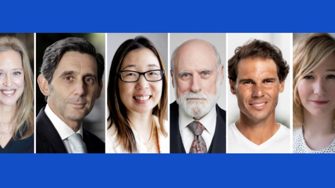 Rafael Nadal, Álvarez-Pallete y Wendy Kopp, algunos de los ponentes de enlightED 2021